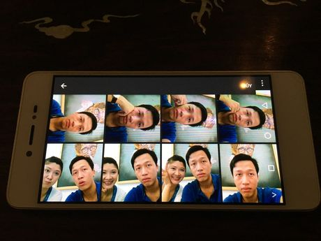 Lo dien smartphone 'tu suong' tre nhu 20 tuoi LAI Yuna X cua mobiistar - Anh 7