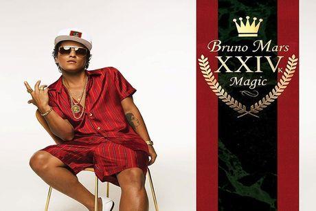 Bruno Mars, John Legend, OneRepublic, Green Day tro lai - Anh 1