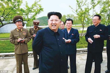Yonhap: Trung Quoc ban ve thay the Kim Jong Un - Anh 1