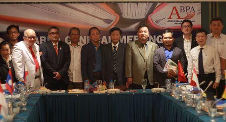 Hiep hoi Xuat ban ASEAN day manh thuong hieu ra the gioi - Anh 1