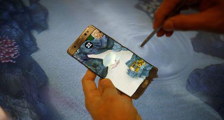 Mot nha mang lon cua My quyet dinh dung ban Galaxy Note 7 - Anh 1