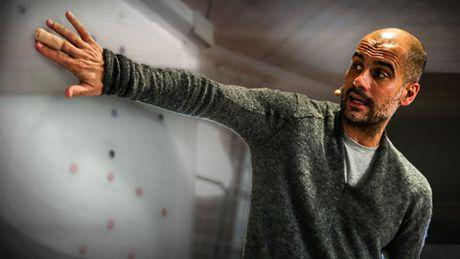 Voi Guardiola, Man City buoc vao ky nguyen moi cua bong da sang tao - Anh 2
