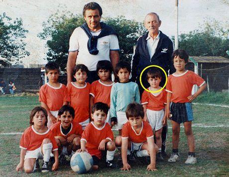 Messi ep Barca cai dieu khoan DAC BIET trong hop dong moi - Anh 1