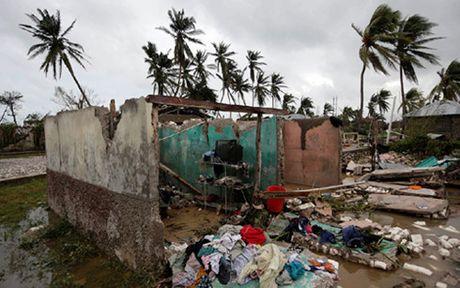Haiti: So nguoi thiet mang vi bao Matthew tang len 572 nguoi - Anh 1