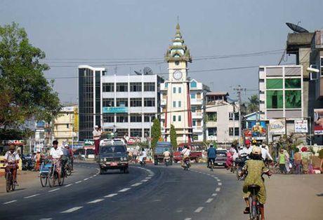 My chinh thuc do bo trung phat Myanmar - Anh 1