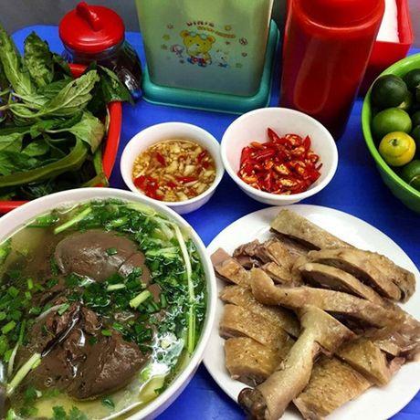 Diem danh nhung quan bun ngon nuc tieng cua Ha Noi - Anh 17
