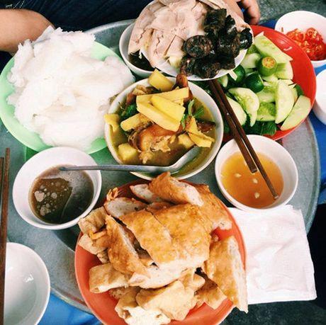 Diem danh nhung quan bun ngon nuc tieng cua Ha Noi - Anh 5