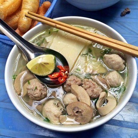 Diem danh nhung quan bun ngon nuc tieng cua Ha Noi - Anh 6