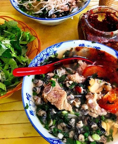 Diem danh nhung quan bun ngon nuc tieng cua Ha Noi - Anh 7