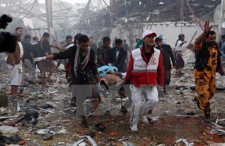 My 'xem xet lai' su ung ho lien quan Saudi Arabia o Yemen - Anh 1
