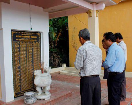Quang Ngai: Tuong niem 50 nam vu tham sat Dien Nien-Phuoc Binh - Anh 1