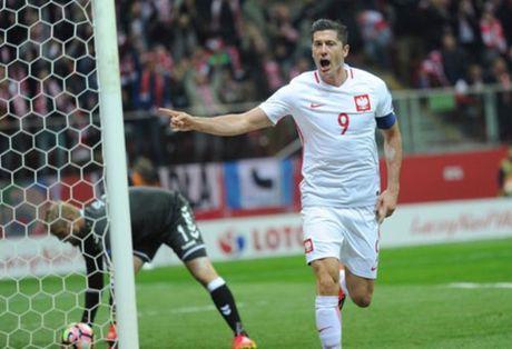 Lewandowski lap hat-trick, Ba Lan quat nga Dan Mach voi chien thang 3-2 - Anh 1