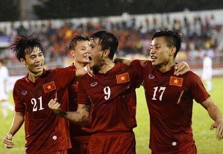 Viet Nam la mot trong ba doi manh nhat Dong Nam A - Anh 1