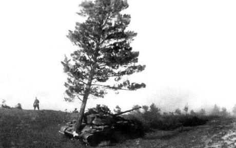 Loat anh hiem thu nghiem phien ban T-54 dau tien - Anh 10
