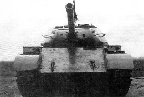 Loat anh hiem thu nghiem phien ban T-54 dau tien - Anh 3