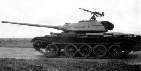 Loat anh hiem thu nghiem phien ban T-54 dau tien - Anh 4