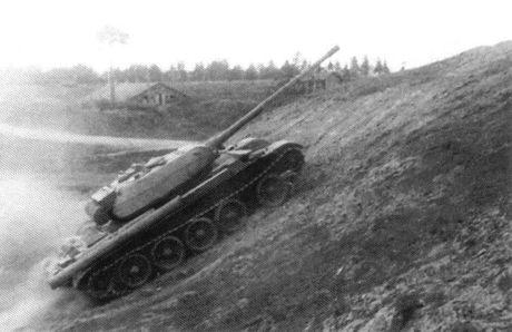 Loat anh hiem thu nghiem phien ban T-54 dau tien - Anh 7