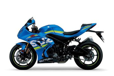 Suzuki ra mat sieu moto voi GSX-R1000 2017 - Anh 4