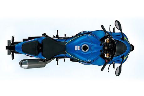 Suzuki ra mat sieu moto voi GSX-R1000 2017 - Anh 5