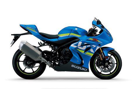Suzuki ra mat sieu moto voi GSX-R1000 2017 - Anh 8