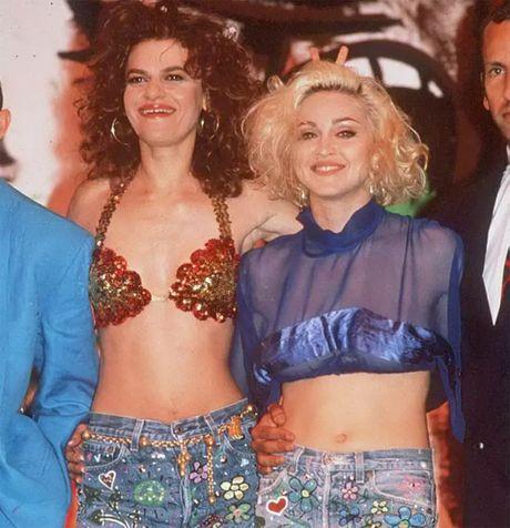 15 sao nu dinh tin don quan he dong tinh voi Madonna - Anh 11