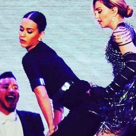 15 sao nu dinh tin don quan he dong tinh voi Madonna - Anh 2