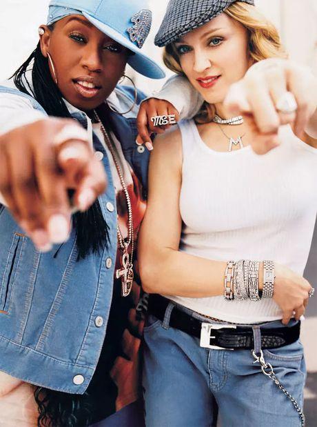 15 sao nu dinh tin don quan he dong tinh voi Madonna - Anh 5