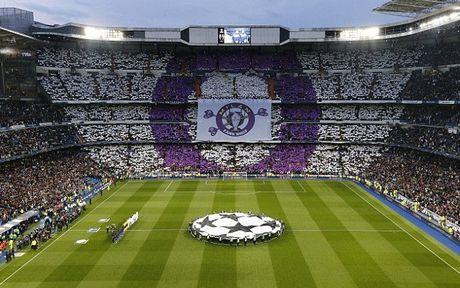 Real Madrid chinh thuc vuot mat Barcelona va M.U - Anh 1