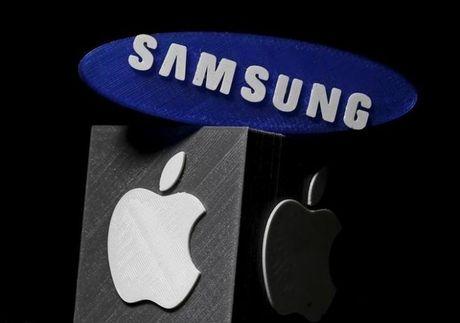 Apple duoc Samsung boi thuong 120 trieu USD vi thang kien - Anh 1