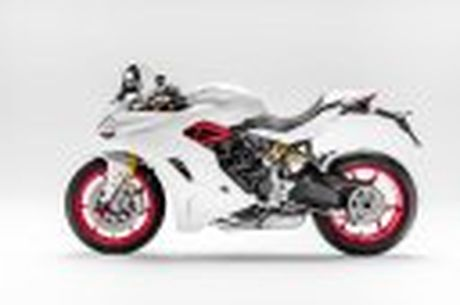Ducati ra mat SuperSport va SuperSport S - sporttouring, dang giong Panigale nhung de chay hon - Anh 14