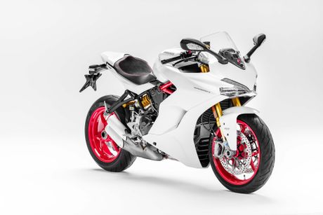 Ducati ra mat SuperSport va SuperSport S - sporttouring, dang giong Panigale nhung de chay hon - Anh 1