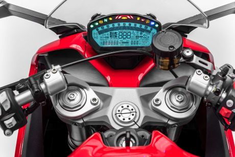 Ducati ra mat SuperSport va SuperSport S - sporttouring, dang giong Panigale nhung de chay hon - Anh 3