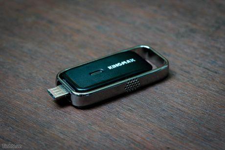Tren tay USB do chat luong khong khi Kingmax AirQ Check: do nhiet do va do am kha chinh xac - Anh 10