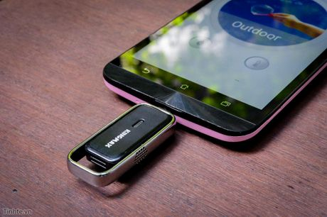 Tren tay USB do chat luong khong khi Kingmax AirQ Check: do nhiet do va do am kha chinh xac - Anh 11