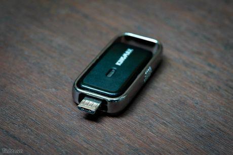 Tren tay USB do chat luong khong khi Kingmax AirQ Check: do nhiet do va do am kha chinh xac - Anh 17