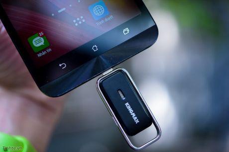 Tren tay USB do chat luong khong khi Kingmax AirQ Check: do nhiet do va do am kha chinh xac - Anh 18
