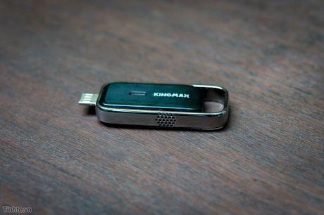Tren tay USB do chat luong khong khi Kingmax AirQ Check: do nhiet do va do am kha chinh xac - Anh 7