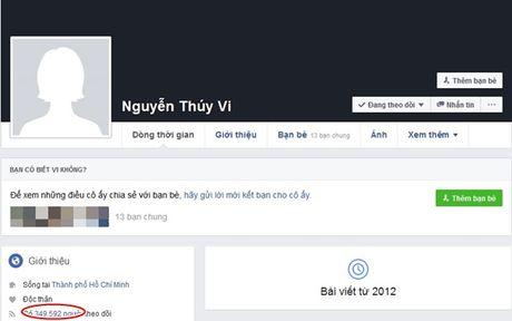 'Hot girl' Thuy Vi xoa sach anh tren Facebook vi bi boc me song ao - Anh 5