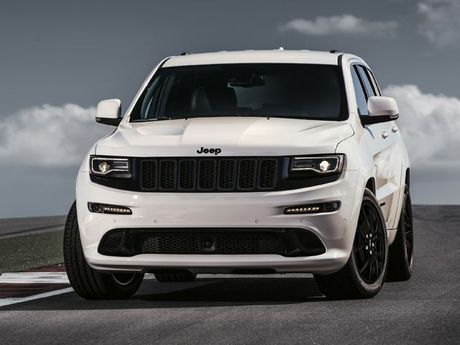 Jeep Grand Wagoneer – 'ong vua' moi cua dong xe SUV nam 2019 - Anh 2