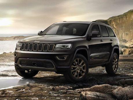Jeep Grand Wagoneer – 'ong vua' moi cua dong xe SUV nam 2019 - Anh 3