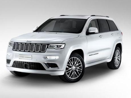 Jeep Grand Wagoneer – 'ong vua' moi cua dong xe SUV nam 2019 - Anh 4
