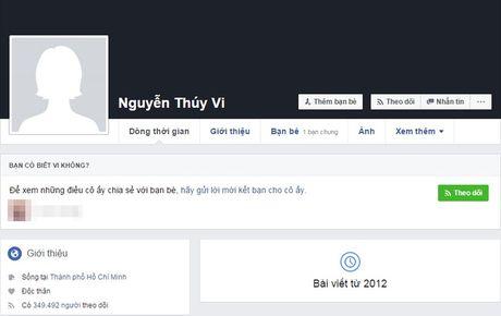 Bi boc me song ao, an cap anh - Thuy Vi voi vang dong Facebook - Anh 8