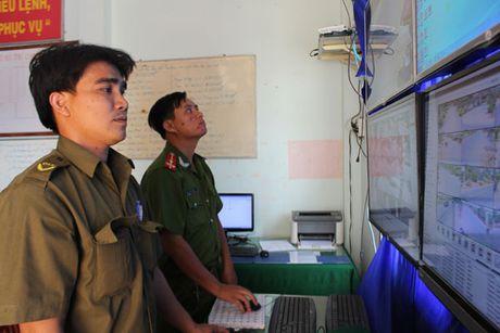 Nhan rong mo hinh camera giam sat an ninh - Anh 1