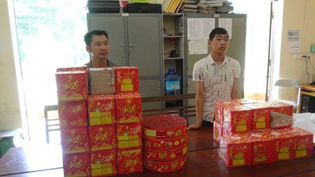 Dung xe may van chuyen 67kg phao tu Cao Bang ve Thai Nguyen - Anh 1