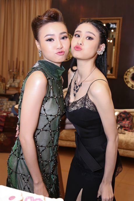 Truong Quynh Anh 'do' sac cung 'Cam' Ninh Duong Lan Ngoc - Anh 3