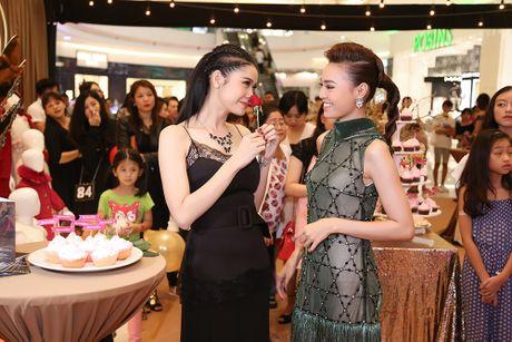 Truong Quynh Anh 'do' sac cung 'Cam' Ninh Duong Lan Ngoc - Anh 5