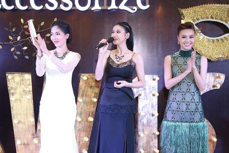 Truong Quynh Anh 'do' sac cung 'Cam' Ninh Duong Lan Ngoc - Anh 6