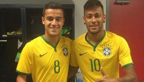 "Barca dung Neymar, Suarez ""du"" Coutinho: Liverpool lo lang - Anh 2"