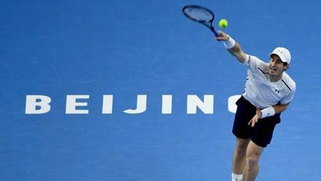 Murray – Dimitrov: Sua sai muon mang (CK China Open) - Anh 1