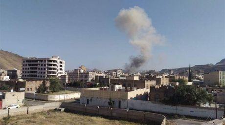 Khong kich rung chuyen thanh pho Yemen khien gan 700 nguoi thuong vong - Anh 1